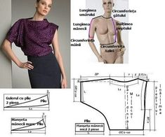 Amazing Sewing Patterns Clone Your Clothes Ideas. Enchanting Sewing Patterns Clone Your Clothes Ideas. Dress Sewing Patterns, Sewing Patterns Free, Clothing Patterns, Shirt Patterns, Make Your Own Clothes, Diy Clothes, Fashion Sewing, Diy Fashion, Sewing Blouses