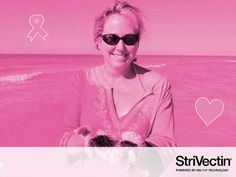 This October, @StriVectin Skincare partnered with ULTA to support The Breast Cancer Research Foundation®. I used the Think Pink Picture Generator to create a custom Breast Cancer Awareness photo to help bring attention to this worthy cause. Create your own now and be entered for a chance to win StriVectin prizes valued at $10,000. #StriVectinThinkPink