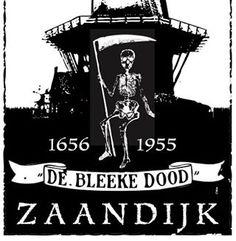 Heb jij deze leuke #stempel al op je #iPhone? Wees op tijd, tot 16.30 uur is #molen De Bleeke Dood nog open! #Stampions #Zaandijk