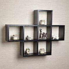 Project idea; tetris shelves like this.