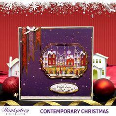 Christmas Craftaganza - Hunkydory | Hunkydory Crafts
