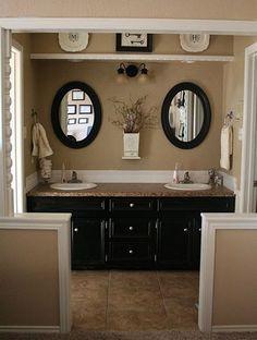 Decor ideas for the bathroom!