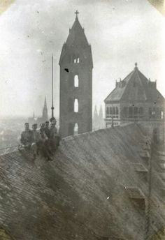 Speyer cathedral, ca. 1930!