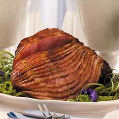 Raspberry-Chipotle Glazed Ham... This glaze is incredible. Always a hit at Christmas or Thanksgiving. Note: Follow the suggested cooking time as indicated on your ham rather than in this recipe.
