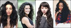 MICHAIR CECILIA VN: WAVY & CURLY Hairstyles from MICHAIR (1)