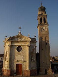 Santa Maria della neve - Boara Pisani