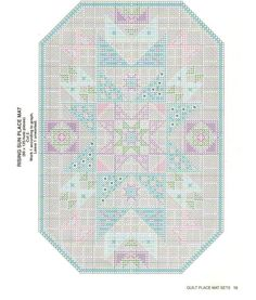 PLACEMATS - QUILTS  A - 13/14