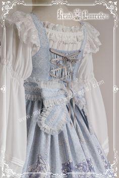 krad-lanrete-catherine_s-tears-sweet-lolita-jumper-skirt-kl-215.jpg (567×850)