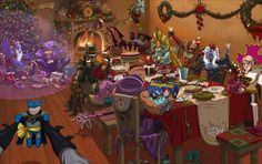 Dota 2 - Jingle Bells by Tiny-Tyke