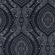 ethan allen fabric swatch~indigo