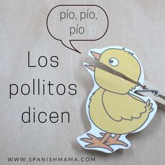 What better way to celebrate Hispanic Heritage Month than by teaching classic children's songs in Spanish? Los pollitos dicen is a popular song for young Spanish speakers. It is also perfect for families learning Spanish– the song is packed with high-frequency phrases like tengo hambre, tienen frío, and duermen. I've begun teaching a little class for some...Read More »