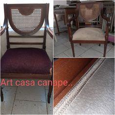 Άλλαγη ταπετσαρία σε κλασική καρέκλα με ύφασμα αδιάβροχο www.art-casa-canape.gr #artcasacanape#vironas#210-7640210#kataskeui#epipla#episkeui#xeiropoitaepipla#tapetsariesepiplou#karekla#klassiko#