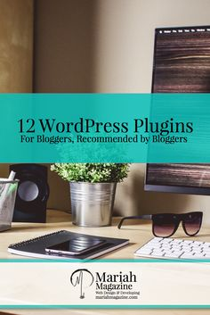 Plugins for WordPress can make your website awesome & your life a little easier. These 12 plugins have been recommended for bloggers, from bloggers. http://www.intelisystems.com