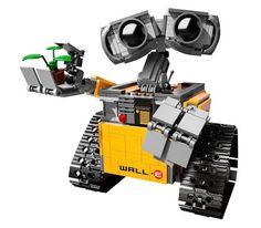 The Upcoming LEGO Wall-E Set It's Unbelievably Cute