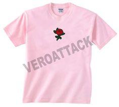 rose child light pink T Shirt Size S,M,L,XL,2XL,3XL