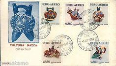 Peru 1967 Cultura Nazca