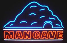 """A neon sign is a great holiday gift idea for that hard-to-buy-for person on your list. These are terrific for sprucing up a """"man cave"""". Custom signs too."""