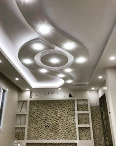 What Wikipedia Can't Tell You About Ceiling Designs - Dizzy Ideas Drawing Room Ceiling Design, Gypsum Ceiling Design, Interior Ceiling Design, House Ceiling Design, Ceiling Design Living Room, Bedroom False Ceiling Design, Hall Interior, Home Ceiling, Ceiling Decor