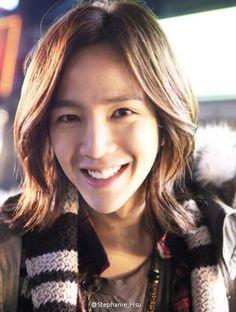 Jang Keun Suk ~~ I love that hair!