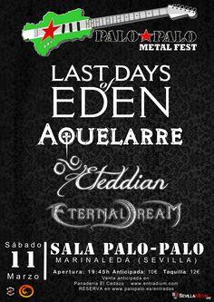 I PALO PALO METAL FEST