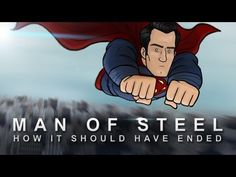 How Man Of Steel Should Have Ended - YouTube