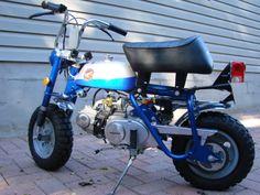 Honda Z50A #honda monkey #Z50 #mini trail