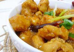 Orange Chicken in a sauce (Chinese New Year recipe)
