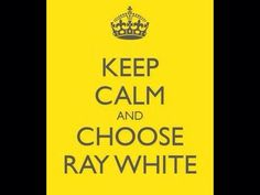 Ray White Real Estate - the best!!!