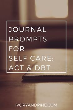 journal prompts | th