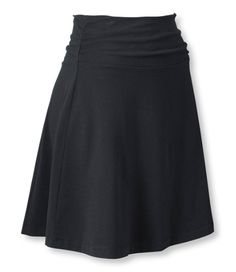 Fusion Knit Skirt: Dresses and Skirts | Free Shipping at L.L.Bean