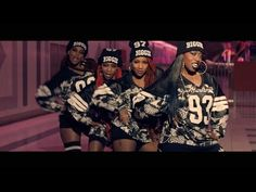 Missy Elliott - WTF (Where They From) ft. Pharrell Williams [Official Vi...