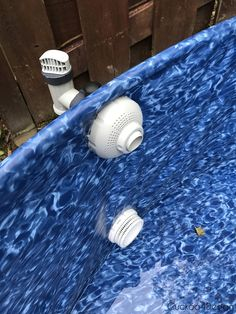 Our new stock tank swimming pool in our sloped yard Small Backyard Pools, Diy Pool, Small Pools, Backyard Ideas, Modern Backyard, Backyard Patio, Patio Ideas, Garden Ideas, Stock Pools