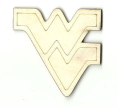 West Virginia Mountaineers Laser Cut Unfinished Wood Shapes  Variety of Sizes Craft Supply DIY SPT97 by TheWoodShapeStore on Etsy https://www.etsy.com/listing/249272768/west-virginia-mountaineers-laser-cut