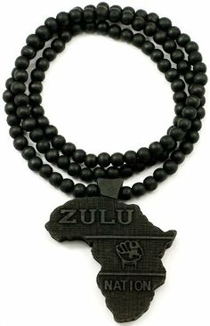 Africa ZULU Good Wood Goodwood Black All Wood Style Replica Pendant Necklace Piece GWOOD. $9.95. Clear Detail and Smooth Back. Africa Zulu Nation Pendant Necklace Piece. All Natural Wood. Light Weight. Wood Bead Chain And Pendant. Save 83%!