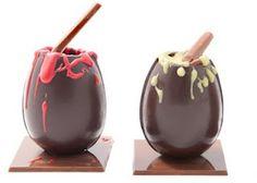 Pâques 2012 tout chocolat