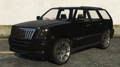 The Albany Cavalcade is a 4-door luxury full-size SUV in GTA 5 and GTA Online. There are 2 versions of the Cavalcade, both are named as 'Albany Cavalcade'