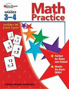 Carson-Dellosa Kelley Wingate Publications Math Practice Books - Grades K - 1 Math 5, Daily Math, Test Taking Skills, Math Drills, Singapore Math, Stem Science, Math Practices, Nonfiction Books, Teacher Resources
