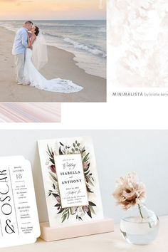 """Don't forget to list """"plus-one"""" names! While your guest will appreciate you extending the invite to their """"plus one,"""" go the extra mile by including their full name on the invitation as well. Your guest and their plus-one will appreciate the personalization and be even more honored to celebrate your special day! #stylemepretty #minted #weddinginvitations Wedding Stationery, Wedding Invitations, Save The Day, Unique Wall Art, New Year Card, Wedding Inspiration, Wedding Ideas, Special Day, Stuff To Do"""