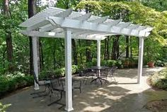Pergola Kits For Easy Installation pergola kits pergola kit pergola and patio cover backyard america fredericksburg, va QHXGUCD Diy Pergola, Wood Pergola Kits, Pergola Decorations, Pergola Design, Building A Pergola, Small Pergola, Pergola Canopy, Metal Pergola, Outdoor Pergola
