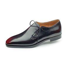 11ada74e589 Oxford Wholecut Shoe - The Black Collection