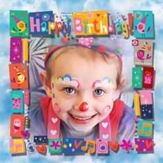 Celebrate your Birthday with PhotoMontager!