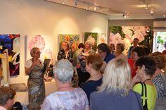 Judith - Artist talk at Red Hill Gallery