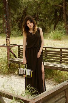 Take my breath away - Fashion Has It. Take Breath Away, Total Black, Dress Making, Breathe, Beauty, Dresses, Fashion, Vestidos, Moda
