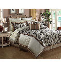 Product: Beatrice Home Fashions Grammercy 12-pc. Comforter Set