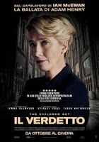 The Children Act- Il Verdetto Emma Thompson, Stanley Tucci, Ian Mcewan, Cinema, Act For Kids, Film Watch, Hd Streaming, Thriller, Acting