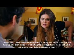 Khloe is my favorite.