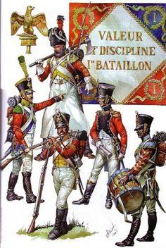 The Napoleonic Wargamer: 3ème Régiment d'Infanterie de Ligne Suisse