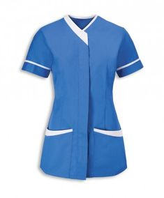 Spirit Tunic with Asymmetrical Neckline available from Uniforms 4 Healthcare. Visit our store and see our other fantastic products. Healthcare Uniforms, Corporate Uniforms, Corporate Outfits, Medical Uniforms, Housekeeping Uniform, Beauty Uniforms, Uniform Shop, Salon Uniform, Polycotton Fabric