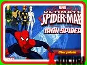Hi guys! Would you like to be a hero? Lets play Spiderman Iron Spider to become one of the best heroes of Marvel. Someone has entered the Helicarrier and stolen the Iron Spider armor. Ultimate Spiderman Iron Spider, Ultimate Spider Man, Spiderman Games For Kids, Spiderman Spider, Hero Games, Fun Games, Games To Play, Baby Games, Ninjago Games