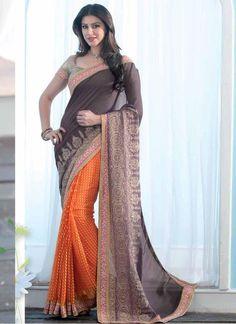 Buy 1 Get 1 Free Designer Dress Partywear Sari Bollywood Pakistani Ethnic Indian #Tanishifashion